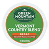 <strong>Green Mountain Coffee®</strong><br />Vermont Country Blend Decaf Coffee K-Cups, 24/Box