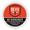 <strong>revv®</strong><br />NO SURRENDER K-Cup, Dark Roast, K-Cup, 24/Box