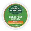 <strong>Green Mountain Coffee®</strong><br />Decaf Variety Coffee K-Cups, 88/Carton