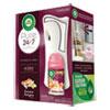 Freshmatic Life Scents Starter Kit, Summer Delights, 5.89 oz Aerosol, 4/Carton