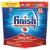 POWERBALL MAX IN 1 DISHWASHER TABS, FRESH, 63/PACK, 3/CARTON