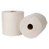 """HARDWOUND ROLL TOWELS, 7.88"""" X 800 FT, NATURAL WHITE, 6 ROLLS/CARTON"""
