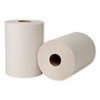 """HARDWOUND ROLL TOWELS, 7.88"""" X 425 FT, NATURAL WHITE, 12 ROLLS/CARTON"""