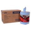 ADVANCED SHOPMAX WIPER 450, CENTERFEED REFILL, 9.9X13.1, BLUE, 200/ROLL, 2 ROLLS/CARTON