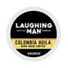 <strong>Laughing Man® Coffee Company</strong><br />Colombia Huila K-Cup Pods, 22/Box