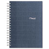 Mead® Recycled Notebook, College Ruled, 9 1/2 x 6, 120 Sheets, Perforated, Assorted MEA06674