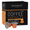 <strong>Bestpresso®</strong><br />Nespresso Ristretto Italian Espresso Pods, Intensity: 11, 20/Box