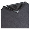 Platinum Series Indoor Wiper Mat, Nylon/Polypropylene, 36 x 60, Gray