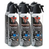 <strong>Dust-Off®</strong><br />Disposable Compressed Gas Duster, 7 oz Can, 6/Pack