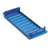 <strong>MMF Industries&#8482;</strong><br />Porta-Count System Rolled Coin Plastic Storage Tray, Blue