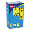 <strong>Avery®</strong><br />HIGHLIGHTER,DESK,FYW