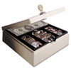 <strong>SteelMaster®</strong><br />Heavy Duty Steel Drawer Safe, Key Lock, Sand