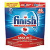 POWERBALL MAX IN 1 DISHWASHER TABS, ORIGINAL SCENT, 46/PACK