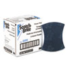 Scotch-Brite™ PROFESSIONAL Power Pad, Blue, 3 9/10 x 5 1/2, 20/Carton - 2000CC