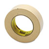 "Scotch® 234 General Purpose Masking Tape, 36mm x 55m, 3"" Core, Tan MMM234112"