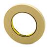 "Scotch® General Purpose Masking Tape 234, 12mm x 55m, 3"" Core, Tan MMM23412"