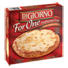 <strong>DIGIORNO®</strong><br />For One Single Serve Traditional Crust Pizza, 9.2 oz, Four Cheese, 3/Pack, Free Delivery in 1-4 Business Days