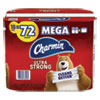 NON-RETURNABLE. ULTRA STRONG BATHROOM TISSUE, SEPTIC SAFE, 2-PLY, 4 X 3.92, WHITE, 264 SHEET/ROLL, 18/PACK