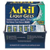 <strong>Advil®</strong><br />Liqui-Gels, Two-Pack, 50 Packs/Box