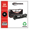 Remanufactured Black Toner Cartridge, Replacement for HP 304A (CC530A), 3,500 Page-Yield