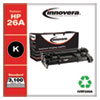 <strong>Innovera®</strong><br />Remanufactured Black Toner, Replacement for HP 26A (CF226A), 3,100 Page-Yield