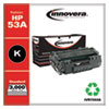 Remanufactured Black Toner Cartridge, Replacement for HP 53A (Q7553A), 3,000 Page-Yield