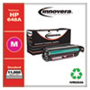 Remanufactured Magenta Toner Cartridge, Replacement for HP 648A (CE263A), 11,000 Page-Yield