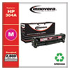 Remanufactured Magenta Toner Cartridge, Replacement for HP 304A (CC533A), 2,800 Page-Yield
