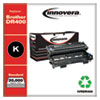 REMANUFACTURED BLACK DRUM UNIT, REPLACEMENT FOR BROTHER DR400, 20,000 PAGE-YIELD