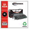 REMANUFACTURED BLACK TONER CARTRIDGE, REPLACEMENT FOR HP 42A (Q5942A), 10,000 PAGE-YIELD