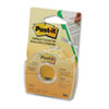 "Post-it® Labeling & Cover-Up Tape, Non-Refillable, 1/6"" x 700"" Roll MMM651"