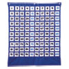 <strong>Carson-Dellosa Education</strong><br />Hundreds Pocket Chart with 100 Clear Pockets, Colored Number Cards, 26 x 30