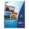 <strong>Avery®</strong><br />Photo Storage Pages for Six 4 x 6 Mixed Format Photos, 3-Hole Punched, 10/Pack