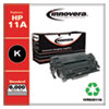 REMANUFACTURED BLACK TONER CARTRIDGE, REPLACEMENT FOR HP 11A (Q6511A), 6,000 PAGE-YIELD