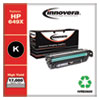 Remanufactured Black High-Yield Toner Cartridge, Replacement for HP 649X (CE260X), 17,000 Page-Yield