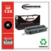 REMANUFACTURED BLACK HIGH-YIELD TONER CARTRIDGE, REPLACEMENT FOR HP 13X (Q2613X), 4,000 PAGE-YIELD