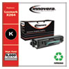 Remanufactured Black High-Yield Toner Cartridge, Replacement for Lexmark X264H11G, 9,000 Page-Yield