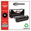 Remanufactured Black Toner Cartridge, Replacement for Lexmark T654 (T654X21A; T654X11A), 36,000 Page-Yield