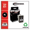 Remanufactured CH561WN (61) Ink, 200 Page-Yield, Black