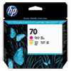 <strong>HP</strong><br />HP 70, (C9406A) Magenta/Yellow Printhead