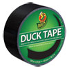 """COLORED DUCT TAPE, 3"""" CORE, 1.88"""" X 20 YDS, BLACK"""