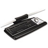 <strong>3M&#8482;</strong><br />Tool-Free Install Knob Adjust Keyboard Tray With Standard Platform, Black