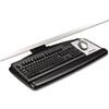 """<strong>3M&#8482;</strong><br />Easy Adjust Keyboard Tray, Standard Platform, 23"""" Track, Black"""
