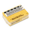 Scotch-Brite™ Industrial Commercial Cellulose Sponge, Yellow, 4 1/4 x 6 MMMC31