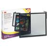 "3M Antiglare Executive Flat Frame Monitor Filter, 19""-21"" CRT/19""-20"" LCD MMMEF200XXLB"
