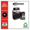 Remanufactured Black High-Yield Ink, Replacement For Dell Series 7 (CH883), 490 Page Yield