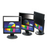 """3M Framed Desktop Monitor Privacy Filter for 18.4-19"""" Widescreen LCD, 16:10 MMMPF319W"""