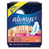 <strong>Always®</strong><br />Ultra Thin Overnight Pads with Wings, 38/Pack