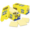 Post-it® Pop-up Notes Original Canary Yellow Pop-Up Refill Cabinet Pack, 3 x 3, 90-Sheet, 18/Pack MMMR33018CP