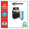Remanufactured Cyan High-Yield Ink, Replacement For HP 920XL (CD972AN), 700 Page Yield